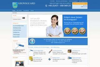 Plomben Onlineshop von KRONSGUARD